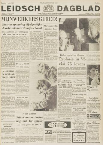 Leidsch Dagblad 1963-11-01