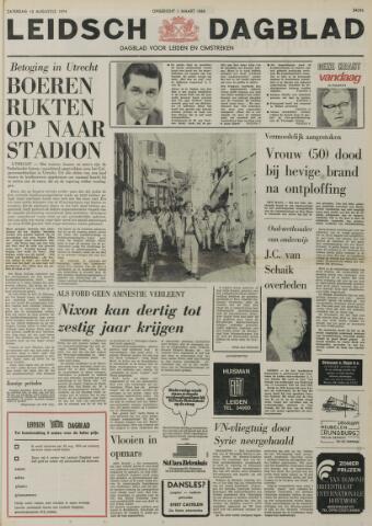 Leidsch Dagblad 1974-08-10