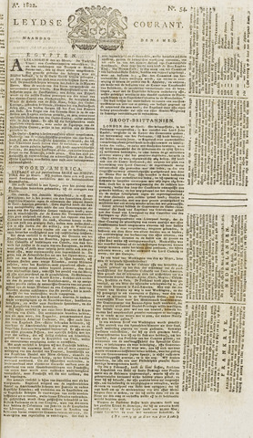 Leydse Courant 1822-05-06