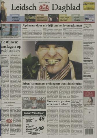 Leidsch Dagblad 2005-01-24