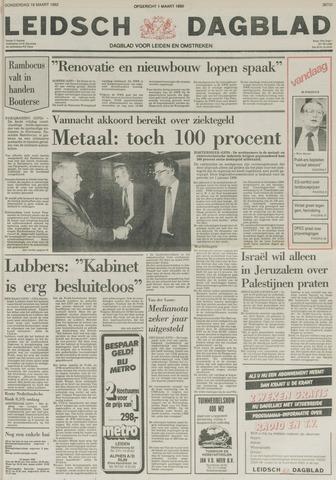 Leidsch Dagblad 1982-03-18