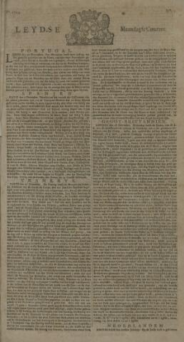 Leydse Courant 1724