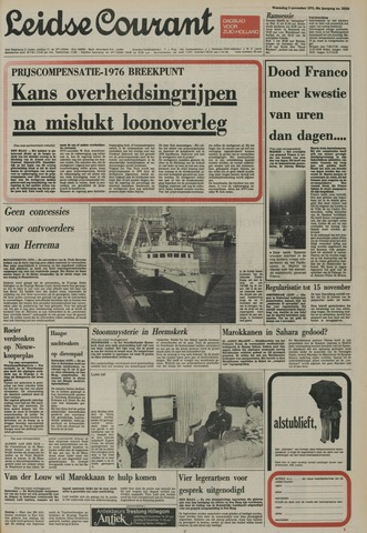 Leidse Courant 1975-11-05