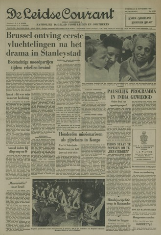 Leidse Courant 1964-11-25