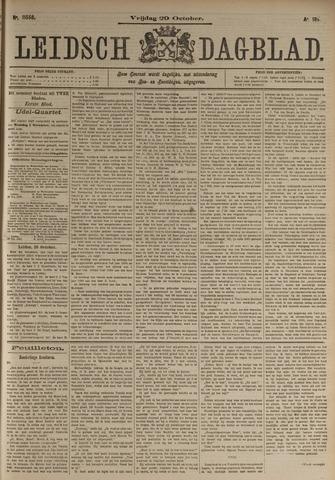 Leidsch Dagblad 1897-10-29