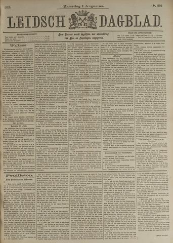 Leidsch Dagblad 1896-08-01