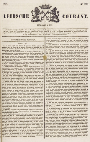Leydse Courant 1875-05-04