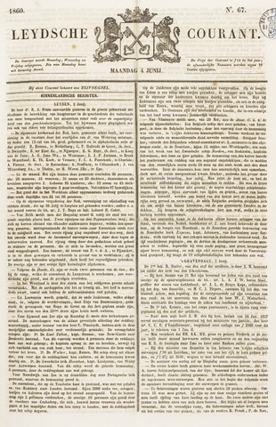 Leydse Courant 1860-06-04