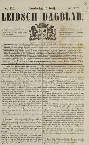 Leidsch Dagblad 1861-06-13