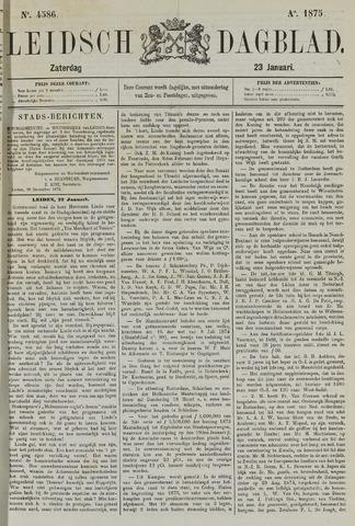 Leidsch Dagblad 1875-01-23