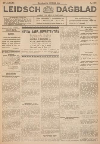 Leidsch Dagblad 1928-12-24