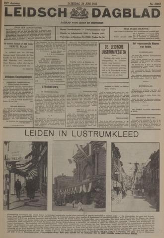 Leidsch Dagblad 1935-06-29