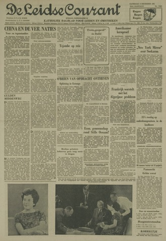 Leidse Courant 1961-12-02