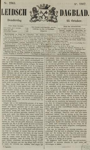 Leidsch Dagblad 1867-10-24