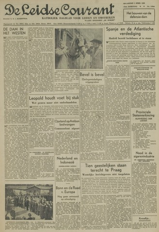 Leidse Courant 1950-04-01