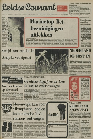 Leidse Courant 1975-11-12