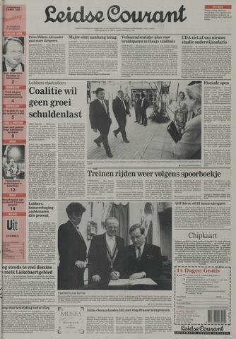 Leidse Courant 1992-04-09
