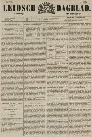 Leidsch Dagblad 1869-11-27
