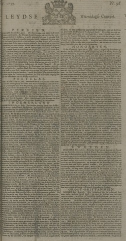 Leydse Courant 1739-08-12