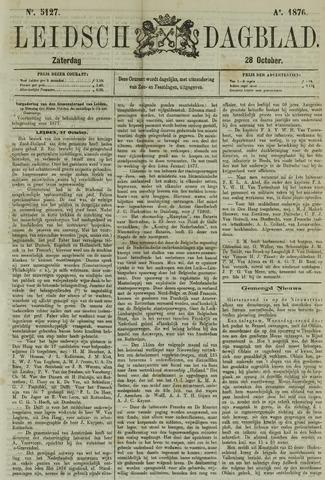 Leidsch Dagblad 1876-10-28