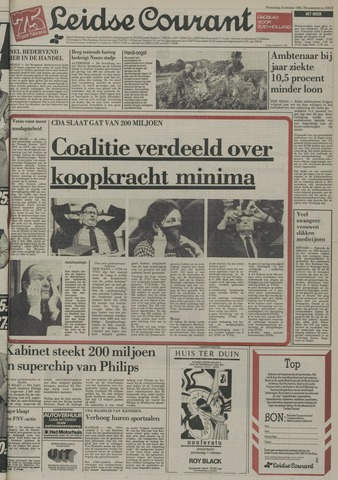 Leidse Courant 1984-10-10