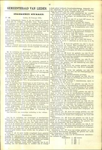 Handelingen van de Raad 1918-02-12