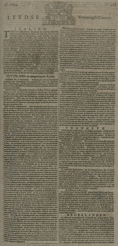 Leydse Courant 1744-09-30