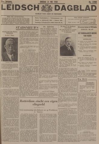Leidsch Dagblad 1938-05-31