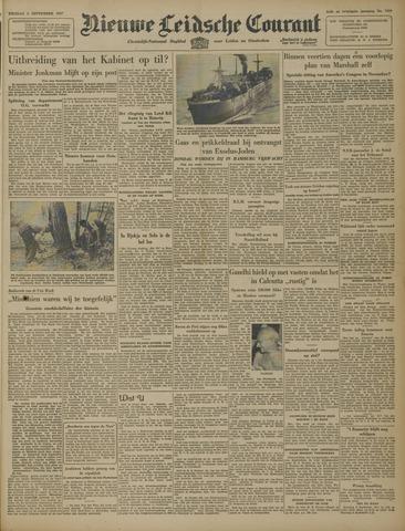 Nieuwe Leidsche Courant 1947-09-05