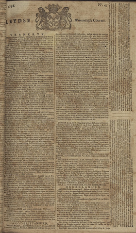 Leydse Courant 1756-04-14