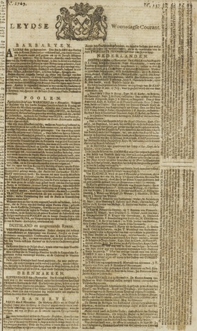 Leydse Courant 1769-11-15