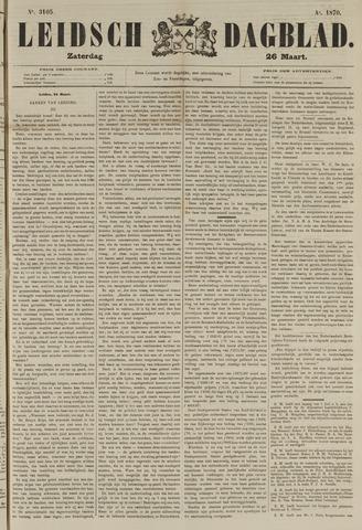 Leidsch Dagblad 1870-03-26