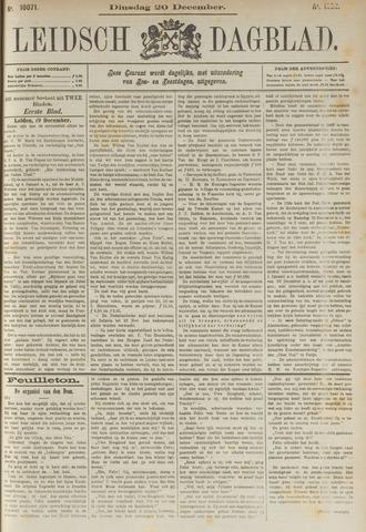 Leidsch Dagblad 1892-12-20