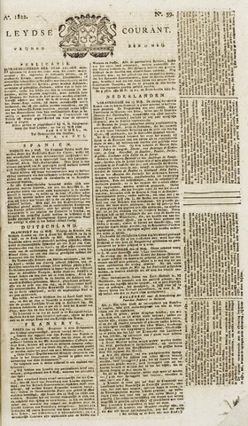 Leydse Courant 1822-05-17