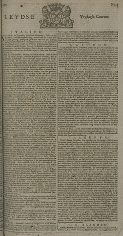 Leydse Courant 1725-01-05