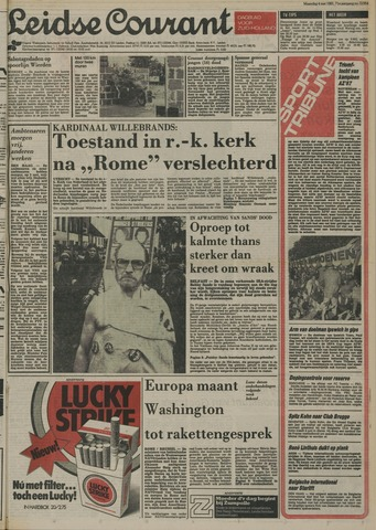Leidse Courant 1981-05-04