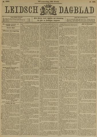 Leidsch Dagblad 1904-06-29