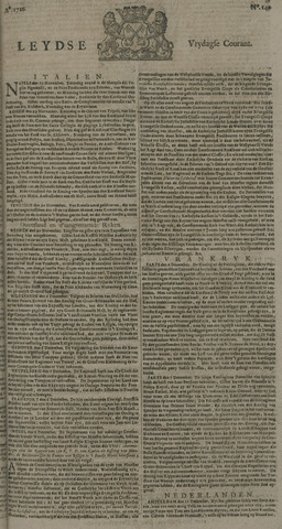 Leydse Courant 1726-12-13