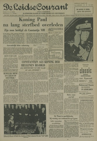 Leidse Courant 1964-03-07