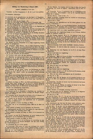 Handelingen van de Raad 1887-03-03