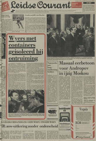 Leidse Courant 1984-02-14