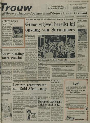 Nieuwe Leidsche Courant 1975-11-13
