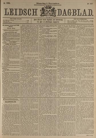 Leidsch Dagblad 1897-11-01