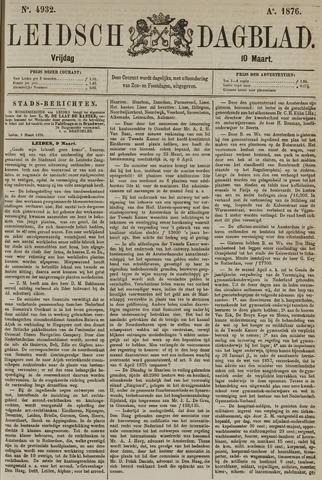 Leidsch Dagblad 1876-03-10