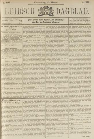 Leidsch Dagblad 1892-03-12