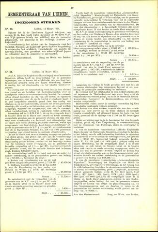 Handelingen van de Raad 1934-03-12