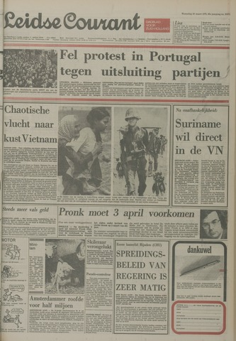 Leidse Courant 1975-03-19