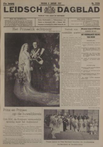 Leidsch Dagblad 1937-01-08
