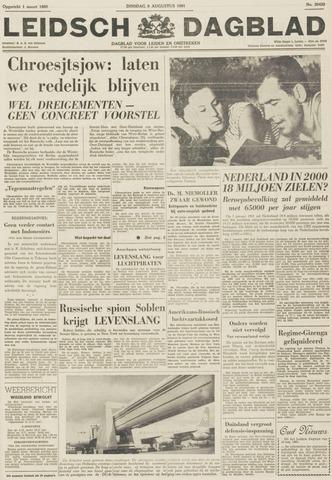Leidsch Dagblad 1961-08-08