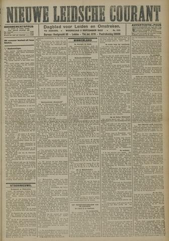 Nieuwe Leidsche Courant 1923-09-05